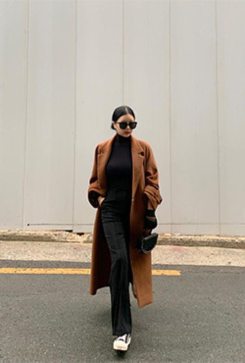 (3차/당일배송) Two-way over fit Coat